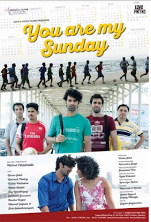 Tu Hai Mera Sunday 2017 Hindi 720p HDRip 900MB