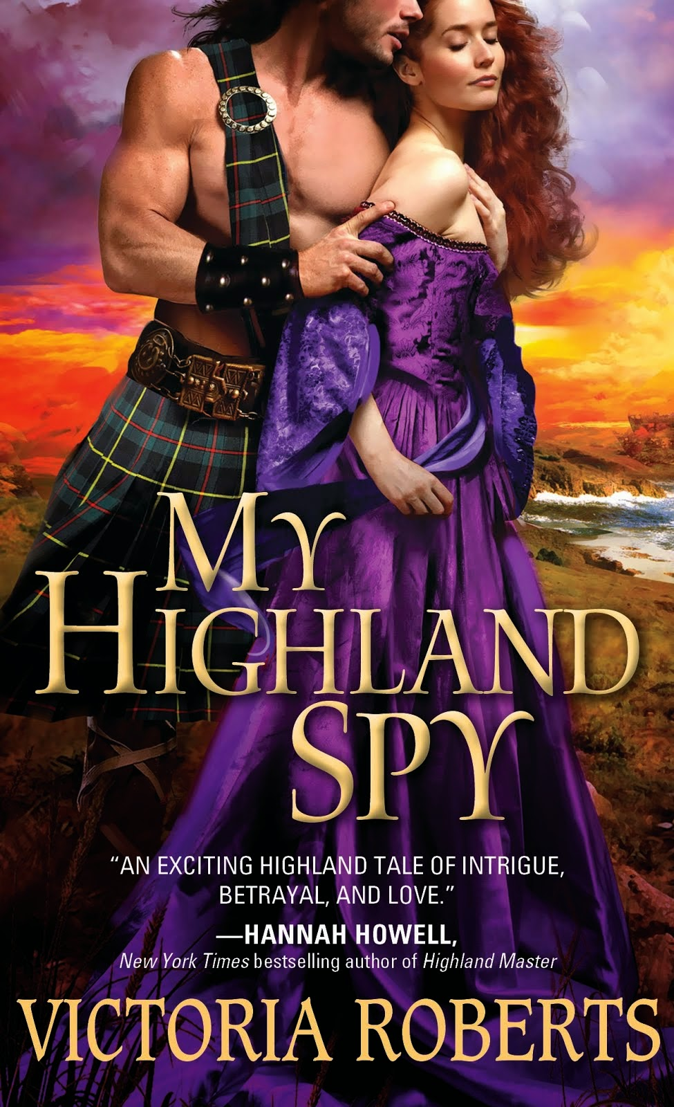 My Highland Spy ~ Best Historical and Best Book of the Year, Book #1 of Highland Spies