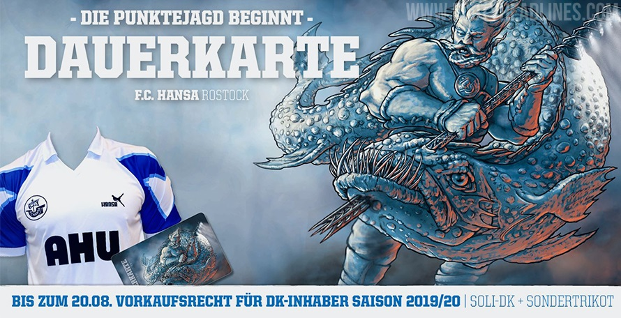 Hansa Rostock Ticket