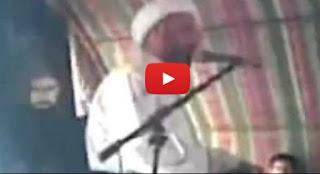 Sedang Mengutuk Sahabat Nabi, Tiba-tiba Imam Syiah ini Kejatuhan Kipas
