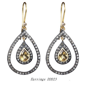 Princess Mary Style - JEWLSCPH Earrings D2023
