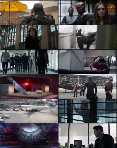 Captain America Civil War Hindi Dubbed Download worldfree4