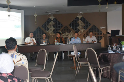 Wabup Hadiri Diskusi Panel BPJS