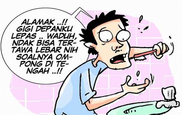 iktikad masyarakat kita wacana warisan leluhur berupa   - 5  Gigi Lepas berdasarkan Islam dan Primbon Jawa