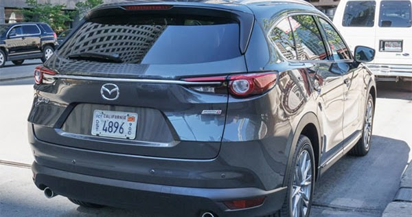2018 Mazda Cx 7 What Rumors Say >> Burlappcar: 2018 Mazda CX-8