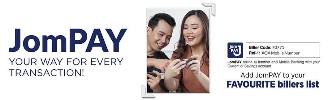 ONEXOX JomPAY