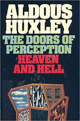 The Doors of Perception & Heaven and Hell by Aldous Huxley (Book cover)