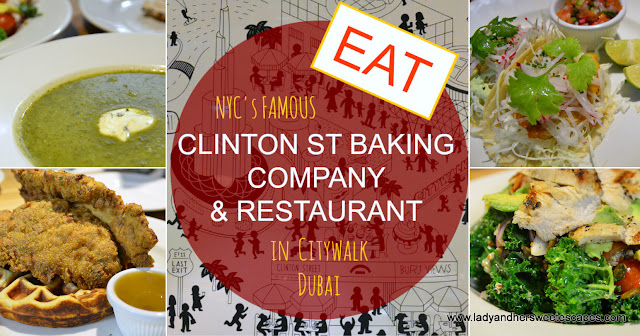 Clinton Street Baking Co Dubai