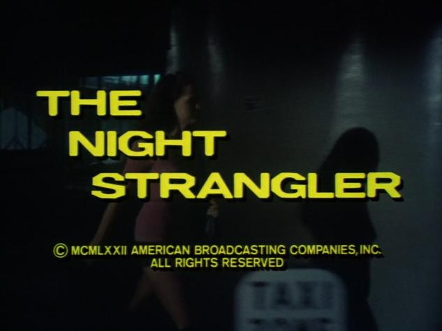 the night strangler 1973