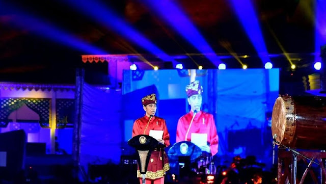Jokowi Ucapkan 'Alfatekah', Nusron Bilang Begini