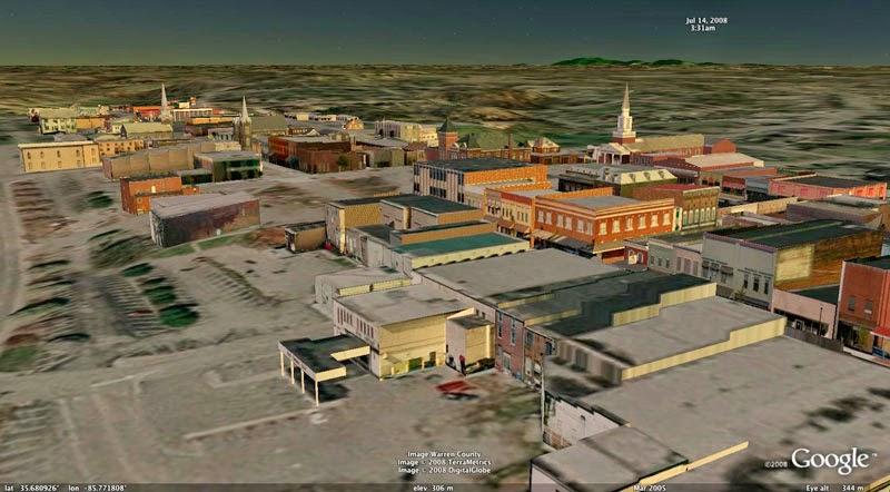 Ciudades 3D