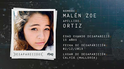 Malén Zoe Ortiz, Calvià, Mallorca