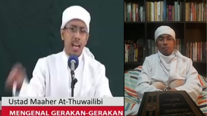 "Postingan Ustadz Maaher ""Monyet Seragam"" Direspon Keras Kombes Pol Sabilul Alif"