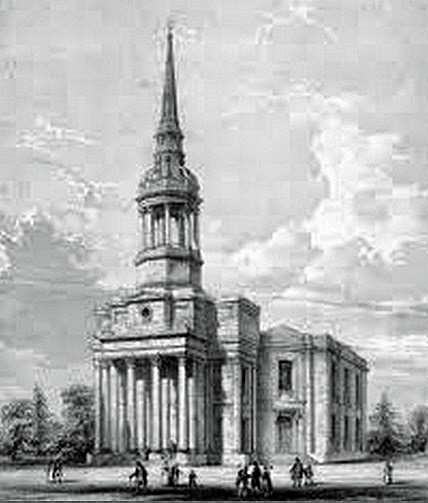 Salford Cathedral: Salford History: Christ Church, Salford