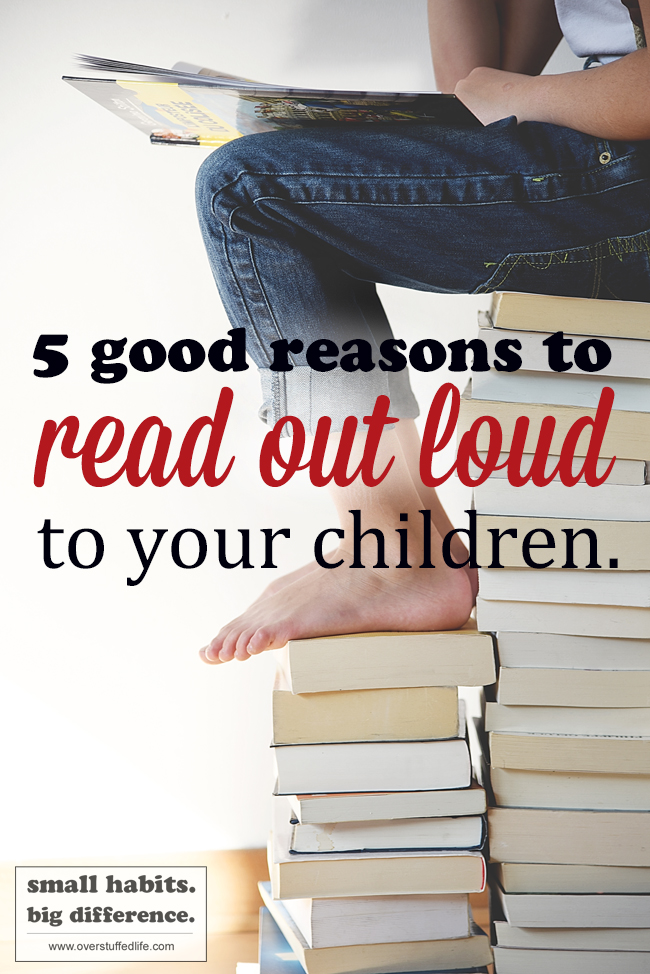 Read out loud to your kids every night and reap great rewards—they will be more successful in school and your relationship will improve, among other things.