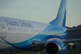 Nauru and Tonga airlines discuss joint venture