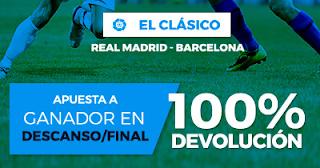 Paston promocion El Clásico Real Madrid vs Barcelona 23 diciembre