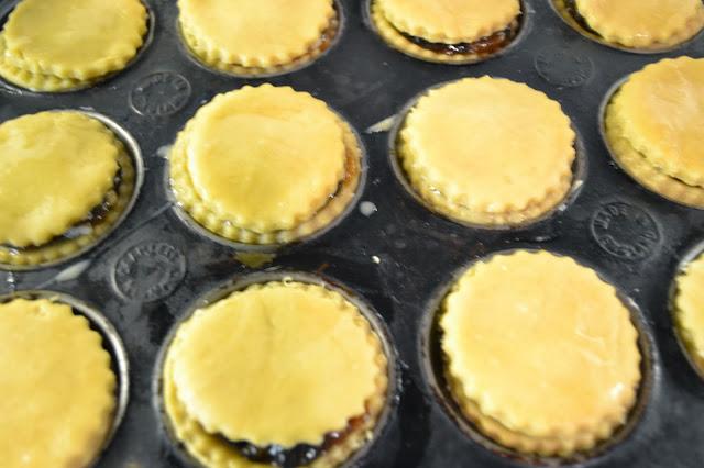 Mince pies recipe Christmas