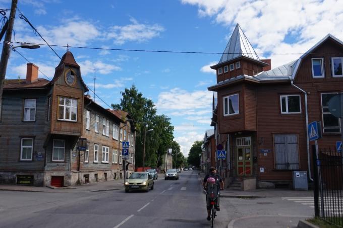 Tallinnaan rantalomalle omilla pyörillä- Stroomin ranta on hyvä lapsiperheelle