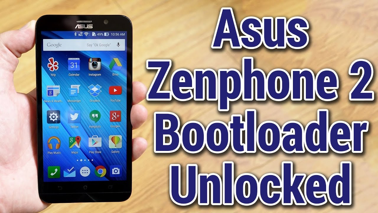 How To Unlock Bootloader In Zenfone 2 Lollipop And Marshmallow Asus Z00ldd This Video About Ze550ml Ze551ml By Following Method You Can Your