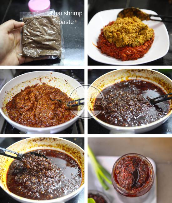 Resep Homemade Saus Tom Yum (Tom Yum Paste) JTT