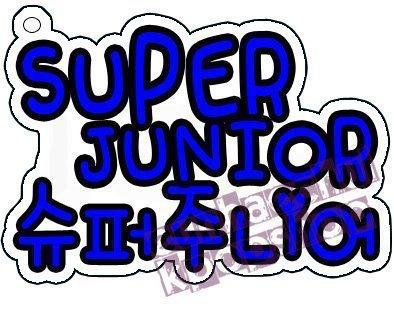 i love super junior logo - photo #12