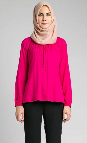 Foto Baju Muslim Wanita Modern