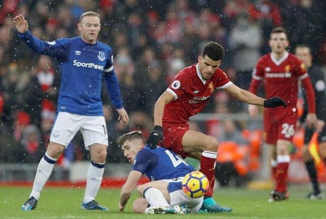 Prediksi Everton vs Liverpool Liga Inggris