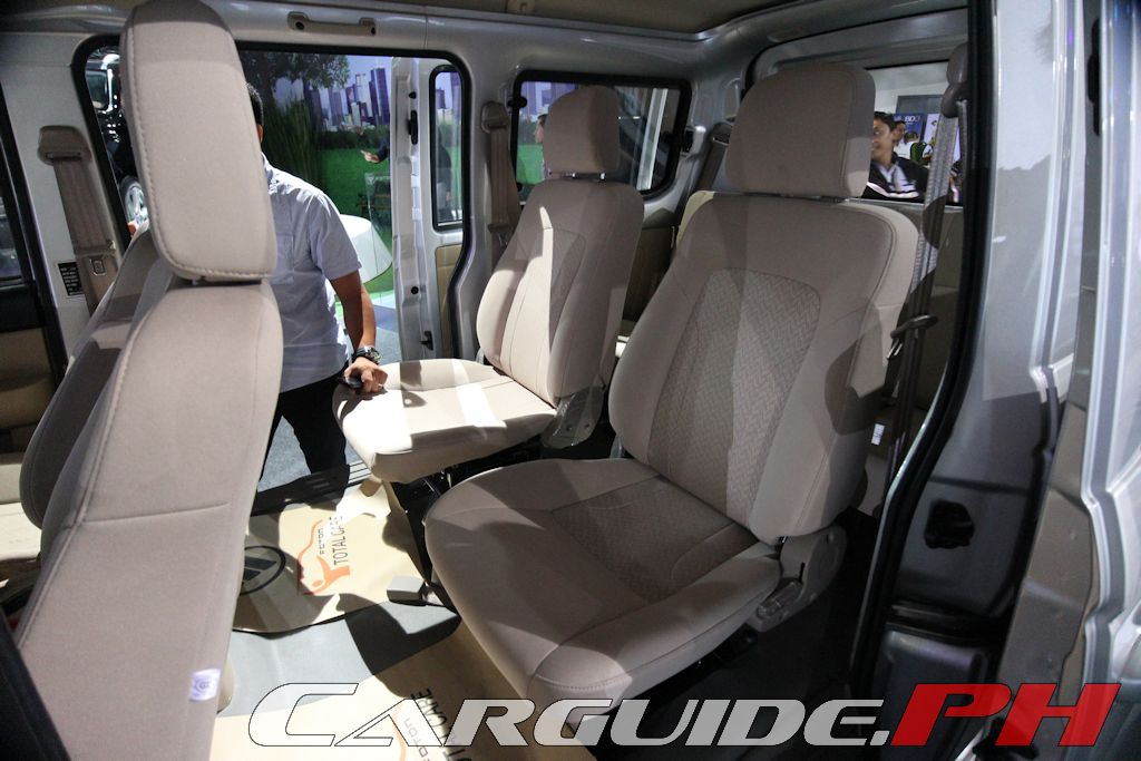 Foton Unveils Gratour, Toano Vans | Philippine Car News
