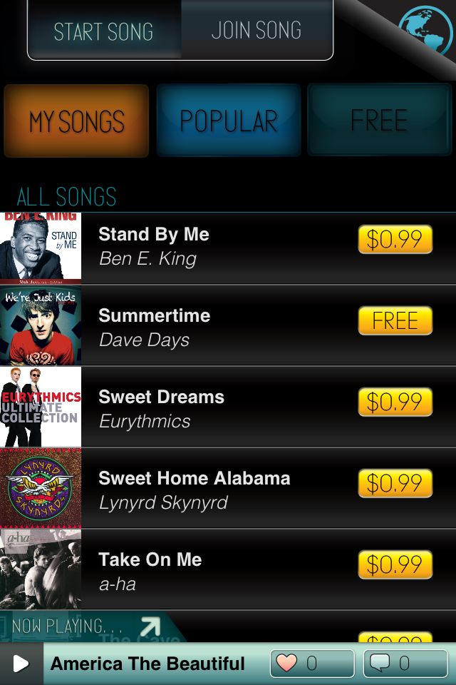 Smule sing download for android