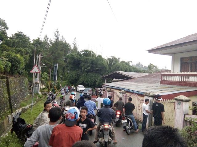Siswi Smp 8 yang Kecelakaan Kemarin Sore, Salah Satunya Meninggal Dua Kritis