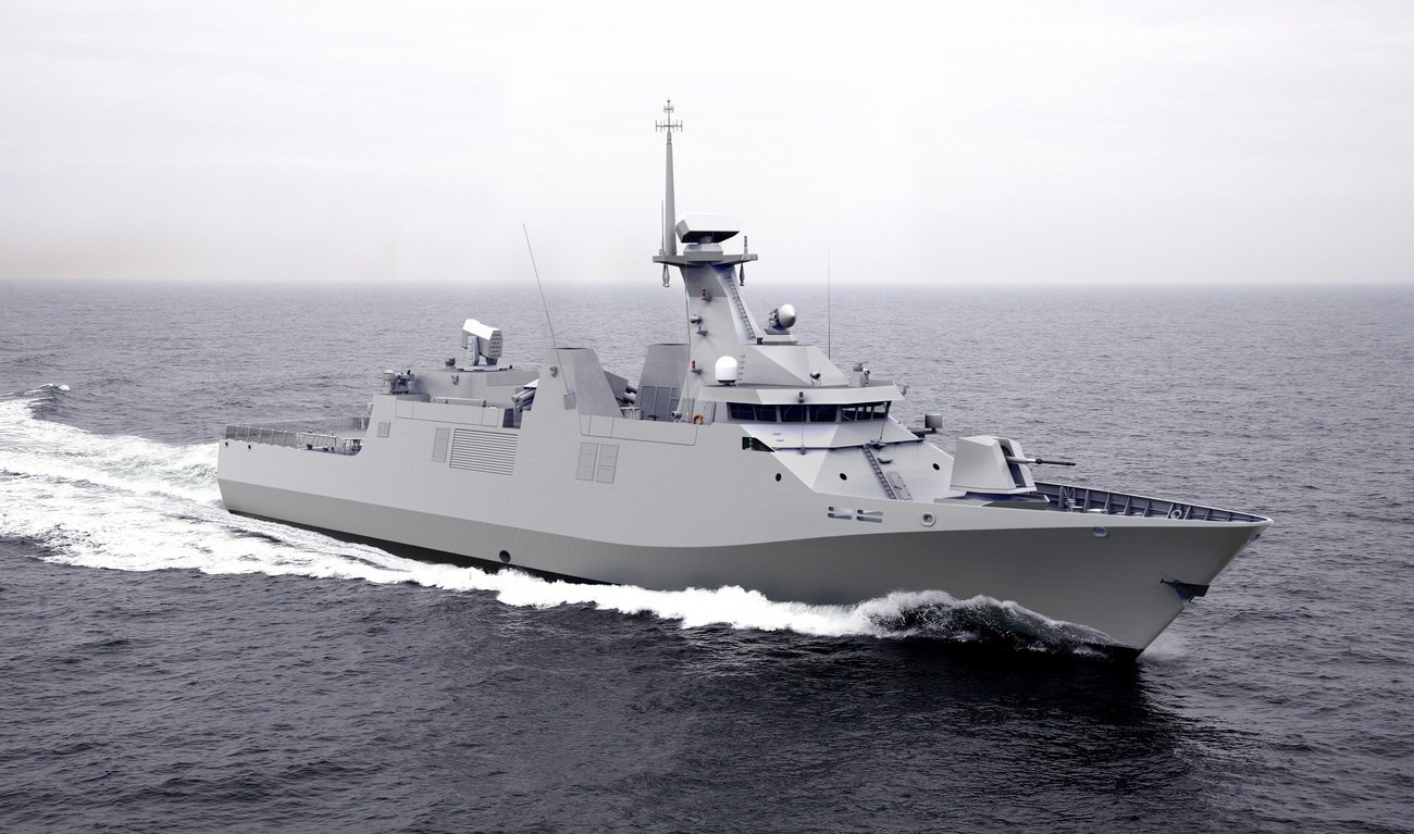 Philippine Navy Plans To Acquire New Corvettes Under