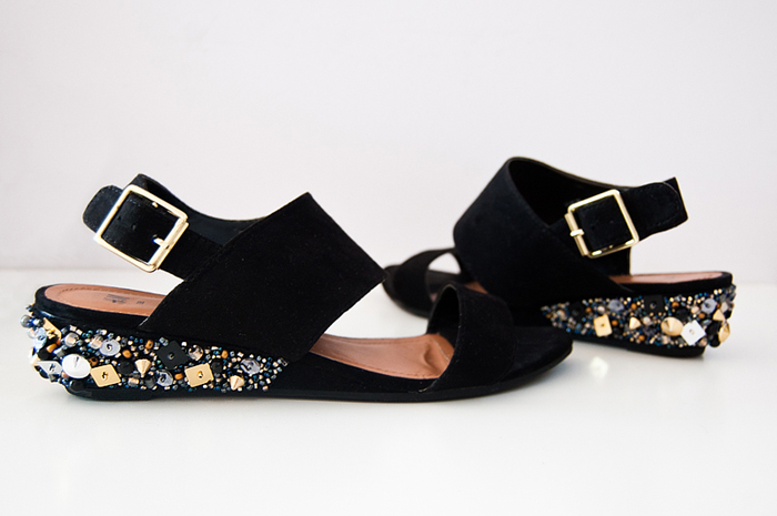 diy-embellished-shoes