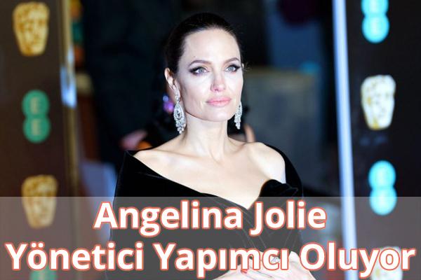 Angelina Jolie Our World Yapımcısı Oluyor