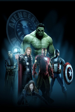 The Avengers Wallpapers for iPhone | The-Area51.com : Technology | Smartphones | Reviews