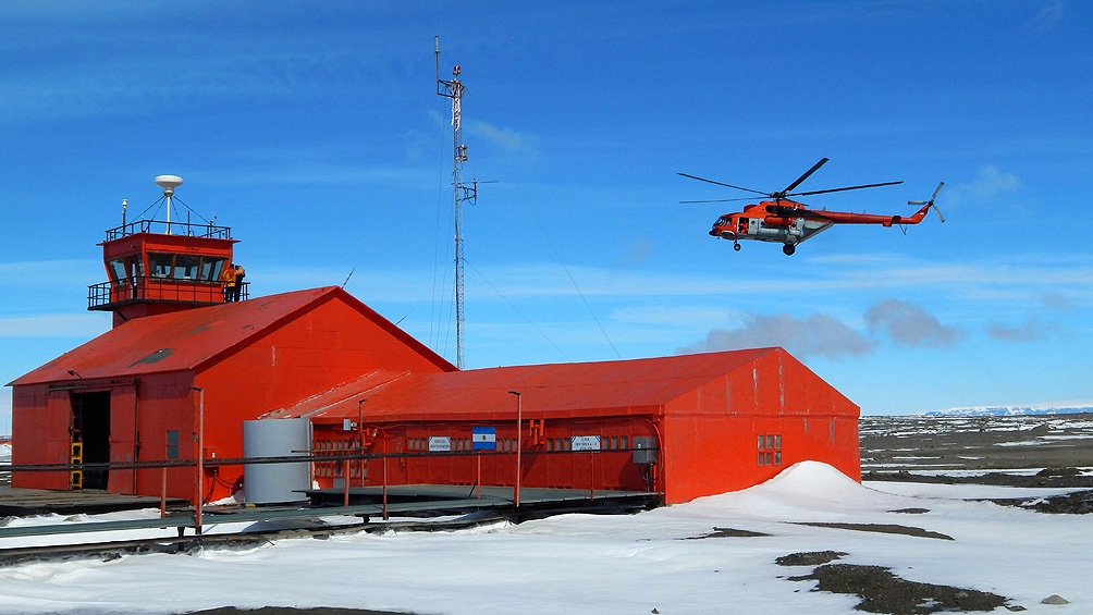 bases antárticas