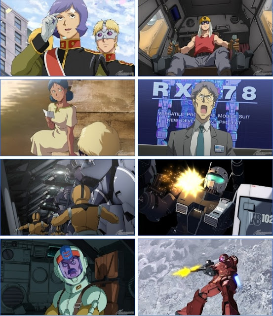 Mobile Suit Gundam THE ORIGIN IV Unmei no Zenya