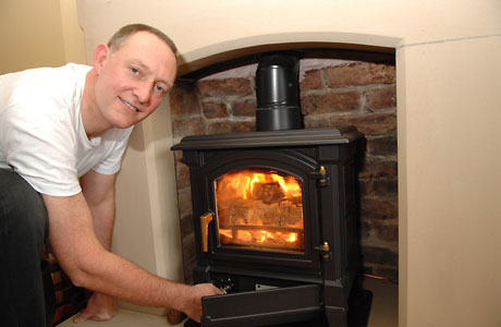 Calefaccion biomasa calderas de gas - Calefaccion por pellets ...