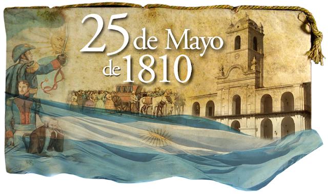 Efeméride: ¿qué sucedió el 25 de Mayo de 1810? 25demayo
