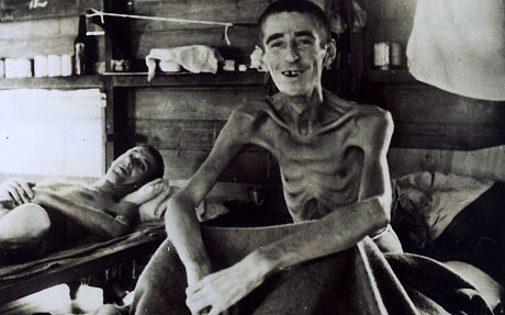 Japanese War Crimes Unit 731 Cannibalism Torture