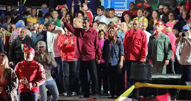 Maduro Wins — Venezuela's Political Misfortune Continues?