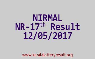 NIRMAL Lottery NR 17 Results 12-5-2017