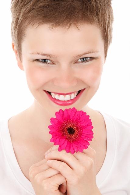 Pretty Woman with flower.jpeg