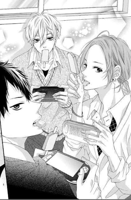 A autora Yukimo Hoshimori começou sua nova série 'Koi Suru Daisy' na revista ShoComi #23 lançada dia 5 de novembro.