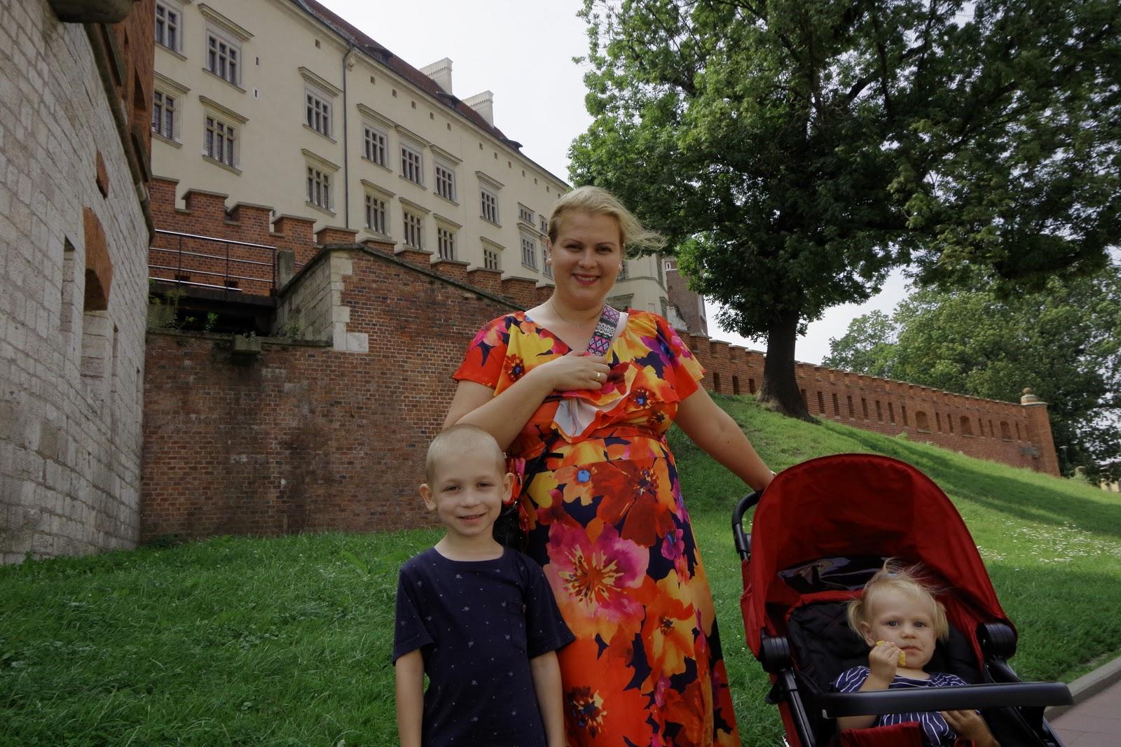 Kraków z dziećmi