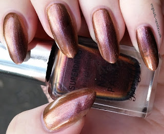 Review-Swatch-Barry-M-Autumn-2017-Limited-Edition-Polishes-Copper-Dreams