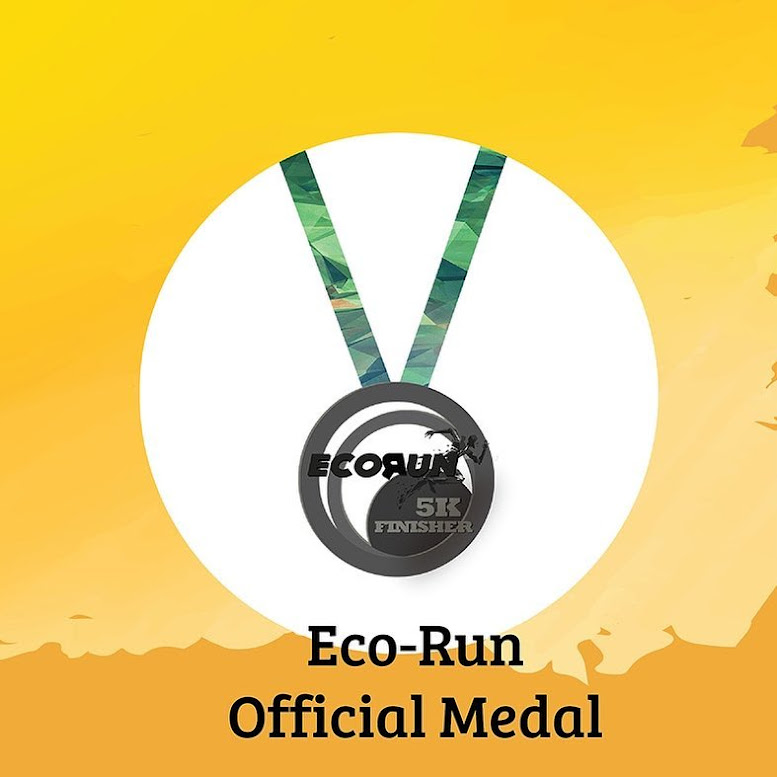 Medal Eco Run 2019