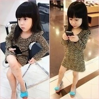 Model Pakaian Anak Perempuan Termodis