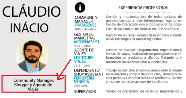 5 Claves Para Crear Un Buen Curriculum Vitae Periodicos De Venezuela