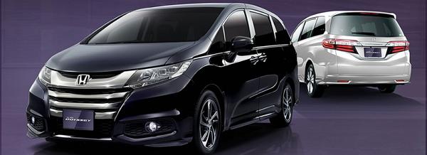 Spesifikasi Harga Honda Odyssey Bandung